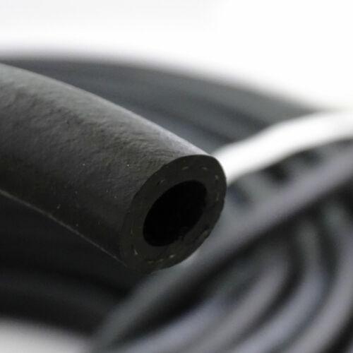 Goma brainded Reforzado Manguera De Combustible Motor Aceite Diesel Gasolina Sin Plomo Tubo