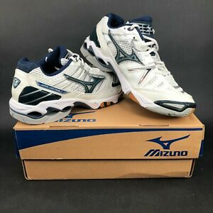 mizuno womens volleyball shoes size 8 x 2 inches vintage foot