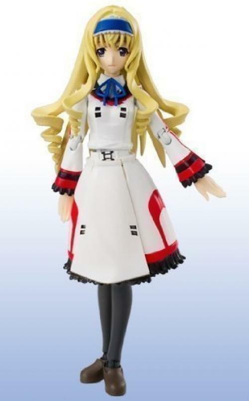NEW Armor Girls Project IS Infinite Stratos CECILIA ALCOTT UNIFORM Ver BANDAI