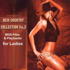 Country-Collection-3-Midifiles-inkl-Playbacks