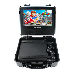 Portable-Multi-function-Main-Box-14-034-LCD-Screen-For-Game-Cases-Fit-To-PS4-Silm