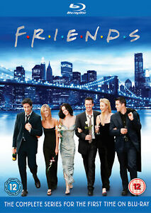 Friends - Complete Season 1-10 (Blu-ray) Jennifer Aniston, Matt LeBlanc