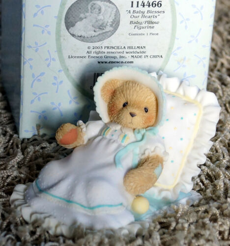 Cherished Teddies - A Baby Blesses Our Hearts - Rarität - 114466