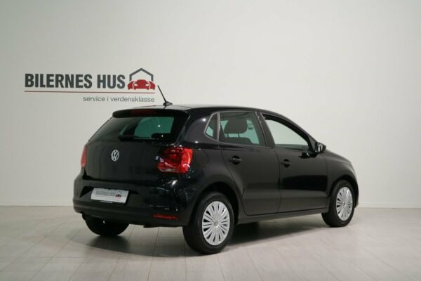 VW Polo 1,2 TSi 90 Comfortline DSG BMT - billede 1
