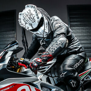 Predator-Motorcycle-Helmet-DOT-Approved-Alien-vs-Predator-Bike-Crash-Helm