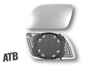 Cristal-de-Retrovisor-Asferico-Calentado-Izquierda-Para-VW-Polo-9N-01-05-Nuevo