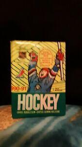 1990-91-O-PEE-CHEE-Hockey-Wax-Pack-Wayne-Gretzky-card-NHL
