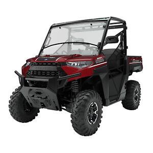 Genuine Polaris Ranger Xp1000 18 20 1000 2020 Flipdown Poly Windshield 2884139 Ebay