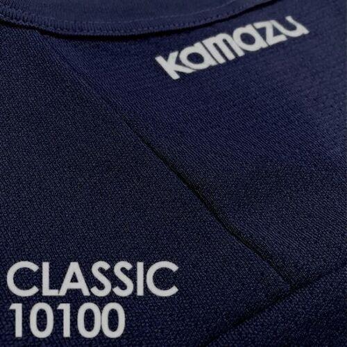 100/% Double-Knit Poly Mesh Kamazu FlexxIce Classic ADULT Practice Hockey Jersey