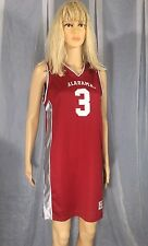 Rare New Ladies Alabama Crimson Tide Jersey Dress Large Colosseum For Women L