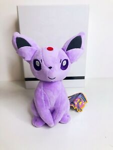 Pokemon Pupazzo Espeon Alto 15 Cm