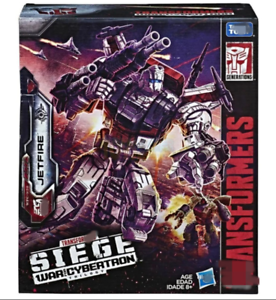 Hasbro transformatorer Cybertron stridsbelägringasserie L skyfire 3c leksaker