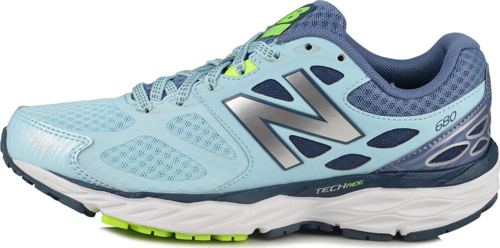 NEW  Balance-w680lf3-Girl Running shoes-Celeste bluee-w680lf3  best quality best price