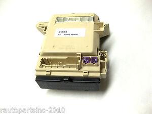 2007 toyota camry hybrid fusebox fuse box under dash oem. Black Bedroom Furniture Sets. Home Design Ideas