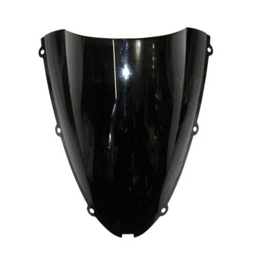 ABS Windschutzscheibe Frontscheibe für Kawasaki Ninja ZX6R 05-08 /& ZX10R 06-07
