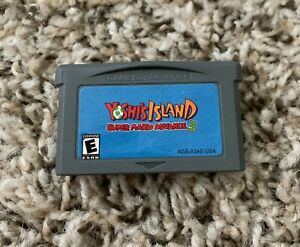 CARTRIDGE-ONLY-GAME-DOES-NOT-WORK-Yoshi-039-s-Island-Super-Mario-Advance-3