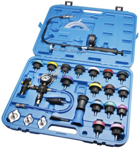 Kühlsystemtester Kühler Abdrückgerät Kühlsystem Tester prüfen Drucktester