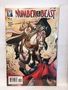 Number-of-the-Beast-4-NM-1st-Print-Wildstorm-Comics