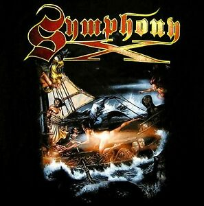 SYMPHONY-X-cd-cvr-THE-ODYSSEY-Official-SHIRT-LAST-XXL-2X-new
