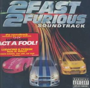 Details about ORIGINAL SOUNDTRACK - 2 FAST 2 FURIOUS [PA] NEW CD