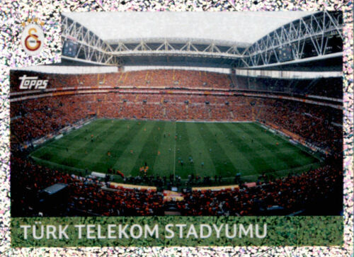 Stadium Champions League 19 20 2019 2020 Sticker 157 Galatasaray Istanbul