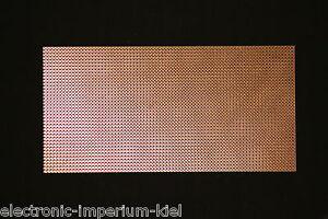 Lochrasterplatine-Punktraster-Loetpunkt-200-x-100mm-Rademacher