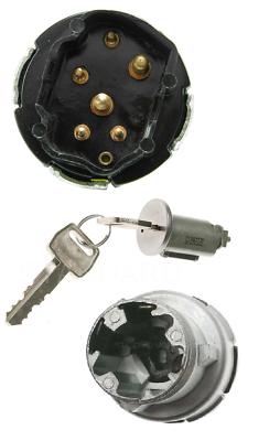 Galaxie Fairlane Torino Ignition Switch Repair Harness 1968-1969