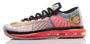 ffdc7d6ed213 Nike KD 6 VI Elite Gold Medal Size 10.5. 642838-100 jordan eybl aunt ...