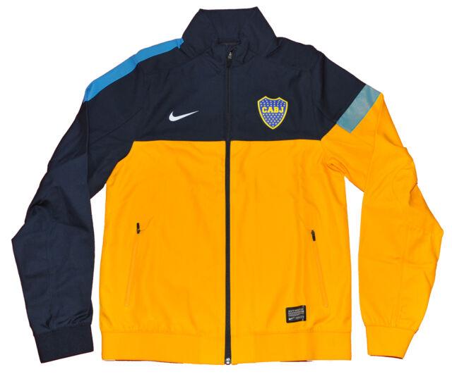 Boca Juniors offizielle Nike Jacke Ausländische Vereine Argentinische Vereine