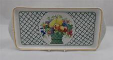 Villeroy & and Boch BASKET sandwich / cake tray 34cm EXCELLENT