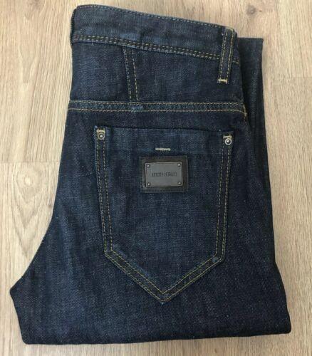 14 Jean W30 bleu Uk Coupe Antony Slim L30 Fit Jeans Morato foncé wEqZnZp8PW