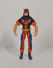 "2009 Thunderbird Warpath 4.5"" Hasbro Action Figure X-Men Marvel Comics"