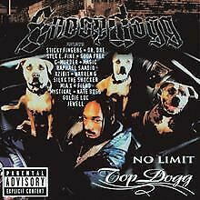 Top-Dogg-von-Snoop-Dogg-Snoop-Doggy-Dogg-CD-Zustand-gut
