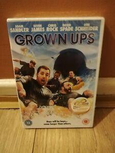 Grown-Ups-DVD-Adam-Sandler-New-Sealed