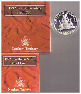 1992-RAM-10-Silver-Proof-Australian-State-Series-Northern-Territory