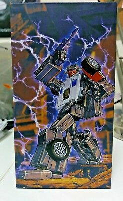 X-TRANSBOTS MONOLITH COMBINER MX-XIV FLIPOUT,In stock!