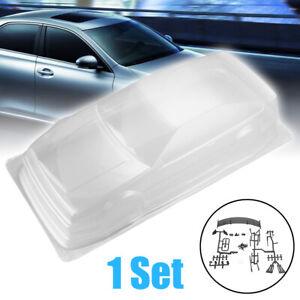 190mm PVC Clear RC Car Body Shell Modification For 1//10 Toyota AE86 RC Car Model