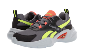 Black-Volt-Red Rebook Royal EG Ride Sneakers Running Shoes Gym Shoes