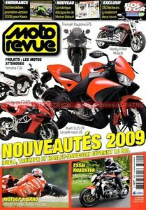 MOTO-REVUE-3820-Essai-MV-AGUSTA-F4-1078-RR-Brutale-TRIUMPH-HARLEY-DAVIDSON-2009