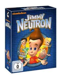 gesamtbox-Jimmy-Neutron-COMPLETO-SERIE-DE-TV-Limited-Edicion-9-Caja-de-DVD