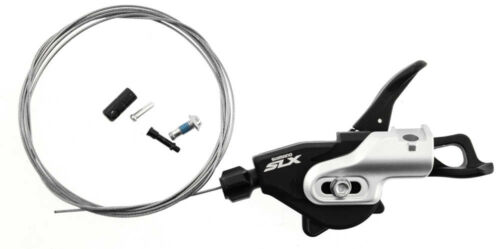 Shimano SLX SL-M670-B I-Spec B 2//3 Speed Dynasys MTB Bike Left Shifter NEW