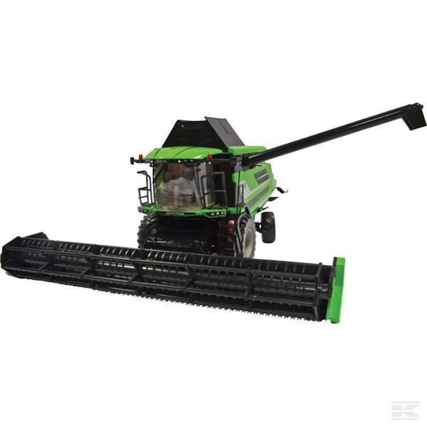 USK Duetz-Fahr C9206 Combine 1 32 Model Toy Tractor Gift Present