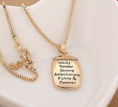 """Hot Sale""""The Love between A Mother And Daughter is""""Pendant Necklace Mothers Day"""