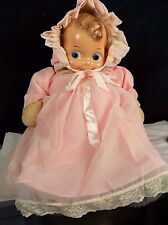 ANTIQUE BIG GOOGLY BABY DOLL KEWPIE LOOK