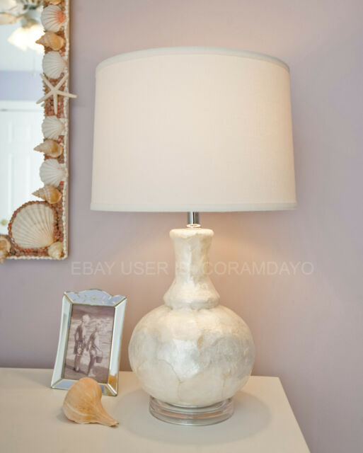 Table Lamps Coastal Buoy Accent