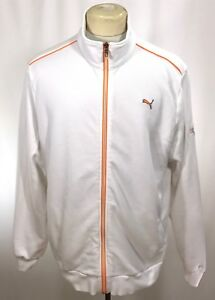 0eb7dc68879b PUMA Sport XL Track Jacket Sweater Whisper Rock Athletic Warmup ...