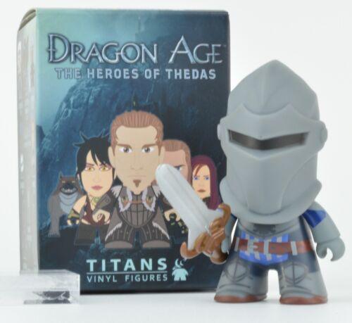 Dragon Age Titans Heroes Of Thedas Collection Vinyl Mini-Figure Grey Warden