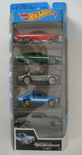 Fast /& Furious 5 car set Chevrolet Impala Ford Torino *** Hot Wheels 1:64 OVP