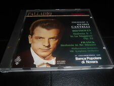 Beethoven: Sinfonia No. 7 in La Maggiore, Op. 92 (London 1956) / Franck: Sinfoni