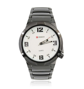 Curren-8111-1-Black-White-Black-Stainless-Steel-Watch
